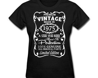 40th Birthday Gift Ideas for Women Unique T-Shirt for Her (That's a ...