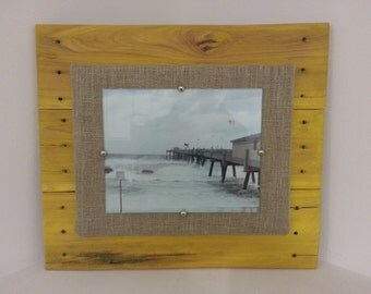 Re-Claimed Wood Picture Frame - Various Sizes
