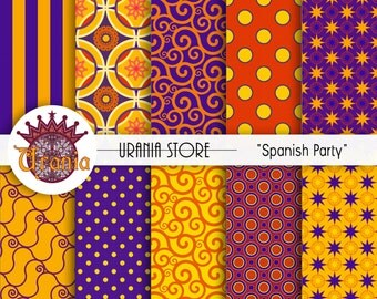 Popular items for spanish party on Etsy