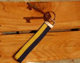 Keychain Wristlet