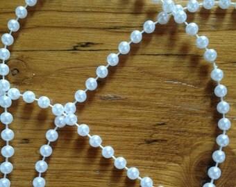 Tiny Pearl Bead Trim