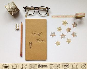 Notebook Kraft Travel Ideas