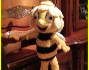 Tutorial to make yourself your doll Maya the bee