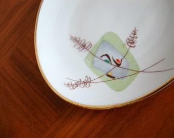 SALE 50% OFF Vintage Winterling Plate
