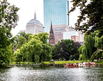 Boston, Massachusetts, Boston Public Garden, Fine Art, Fine Art Photography, Fine Art Print