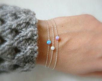 """Shop """"pink opal"""" in Bracelets"""