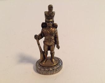 Tiny Metal Soldier