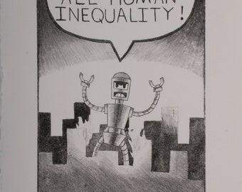 Destroy All Inequality