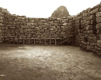 Another Brick - Machu Picchu