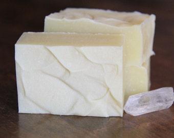 Orange Cedarwood Vegan Soap