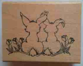 Love Bunnies Stamp - SC9