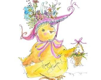 Easter bonnet – Etsy