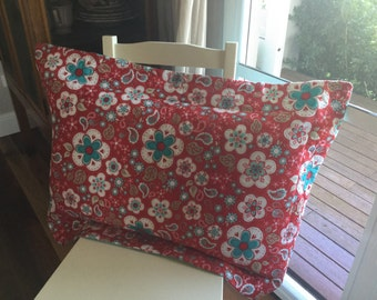 Pillow Sham, Quilted Pillow Case
