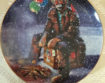 "The Original Emmett Kelly Circus Collection -- ""Christmas Dinner"""