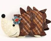 Daisy Hedgehog Sewing Pattern
