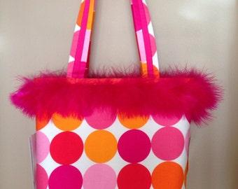 GIRL'S PURSE, One of a kind handbag, shoulder bag, handmade handbag, party purse, girl's purse, UNIQUE purse, girl's gift