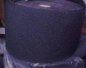 BLACK Elastic 9 inch ELASTIC Waistband Belt Corset 1 yard