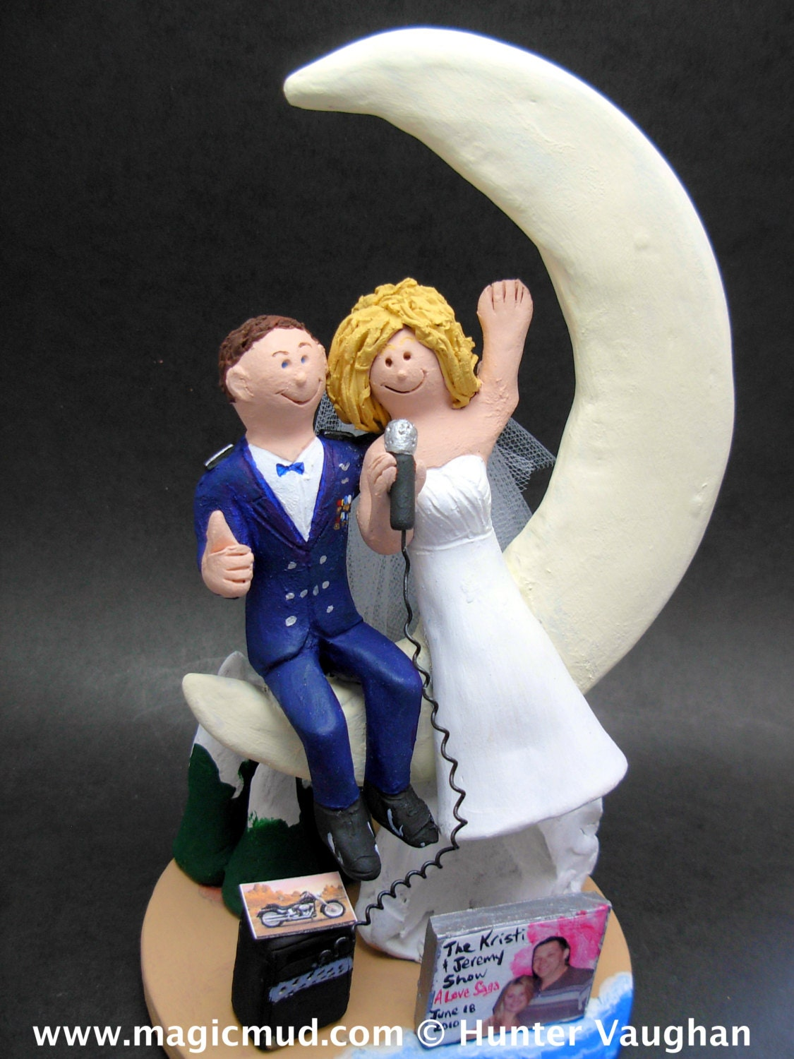 beer wedding cake topper army groom in wedding cake topper dress blues 11259