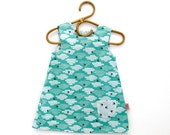 Smock Dress for 4-5 year old
