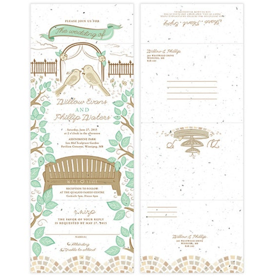 Seal And Send Wedding Invitations.Inexpensive Seal And Send Wedding Invitations