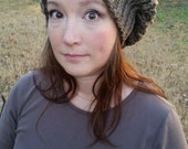 Gorgeous Chunky Knit Slouch Hat