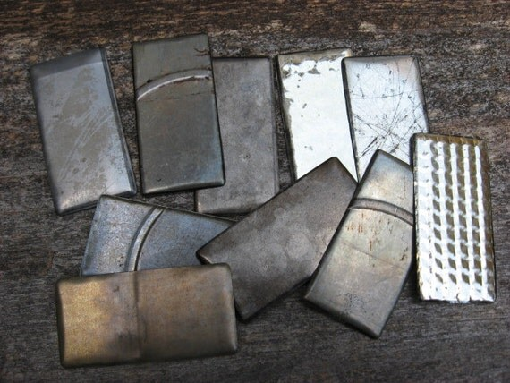 Basket Making Supplies Maine : Metal material findings mixed pieces starter kit from