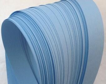 """3/4"""" Froebel Star Paper ~Steel Blue (50 strips)"""