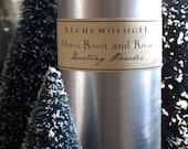 Orris Root and Rose Dusting Powder Botanical Artisanal Small Batch Handmade in Brooklyn, NY