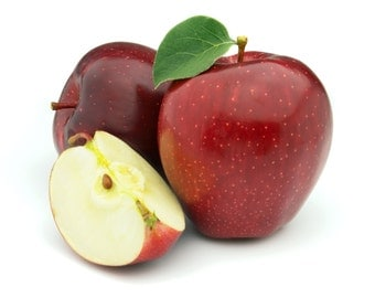 8oz Red Delicious APPLE PEEL Candle fragrance, scent