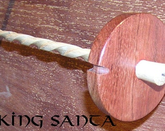Viking Santa Drop Spindle LG 0703e