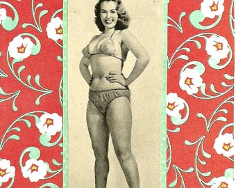 She Liked Her Men Tall Dark And Often Funny Greeting Card