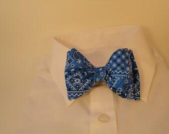 Bandana Bow Tie