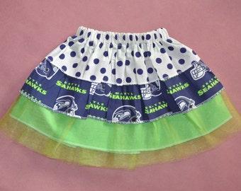 Superball edition Seahawks skirt for Ladies