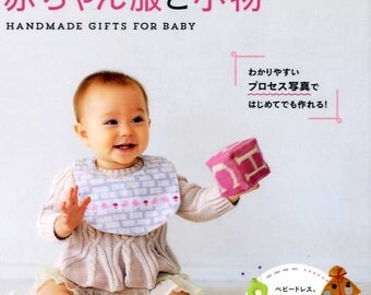 Easy and Cute Handmade Gifts for Baby 42 - Japanese Craft Book