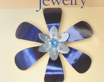 Colorful Aluminum Jewelry Book - Upcycle Cans