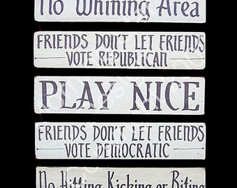 Political, Folkism Set 1