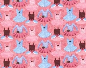 Robert Kaufman, Love Ballet Tutu's in pink by Karen Foster, yard