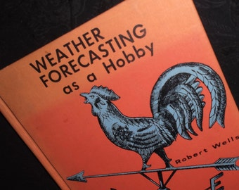 1962 Weather Forecasting Book