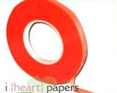 "i {stick} papers 1/4"" redline adhesive - 60 yards!"