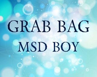 BOY GRAB BAG of clothing for bjd msd slim mini fee kid delf
