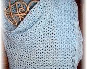 Prayer Shawls for Healing...Comfort...Friendship / Hand Crocheted