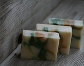 Aloe & Summer Herbs - Cold Process Soap