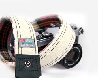 SLR Camera Strap with quick release - Premier Edition - The Backwoods