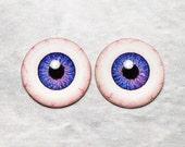 Doll eyes 8mm ADHR color Navy