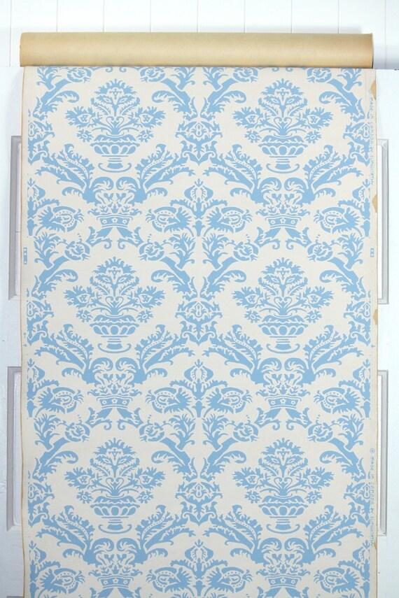 1950s vintage wallpaper white - photo #15
