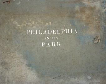 1800's Philadelphia and its Park, Indelible Photographs, City Hall, Independence Hall, Liberty Bell, Carpenters Hall, US Customs House