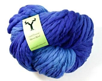 Thick & Thin Bulky Weight Yarn - Ultramarine