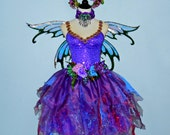 GOING OUT of BUSINESS sale - - Nutcracker themed fairy costume - Adult Size Medium -