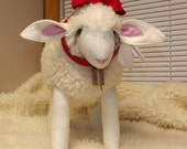 Special order for Karen only Soft Sculpture Large Lamb
