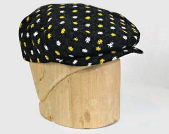SALE - Men's Driving Cap - Flat Cap - Ready to Ship Via 3 Day Priority